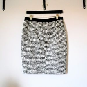 LOFT Skirts - Ann Taylor Loft Marled Pencil Skirt Size 6